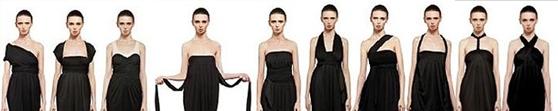 Donna Karan, Infinity Dress