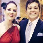 Irene Piedra Batalla y Phillip Haehner.